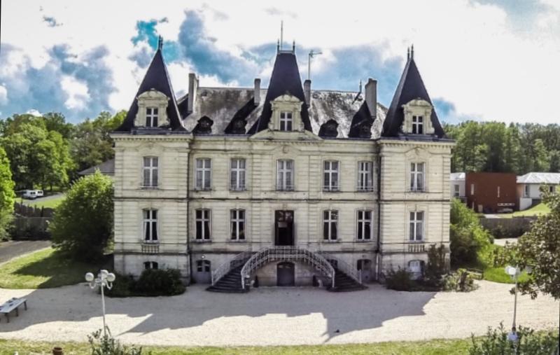 Un Magnifique Château en Touraine
