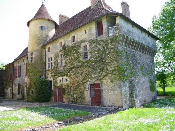 patrick kalita chateaux manoirs belles demeures de france castles and manors in france by patrick kalita