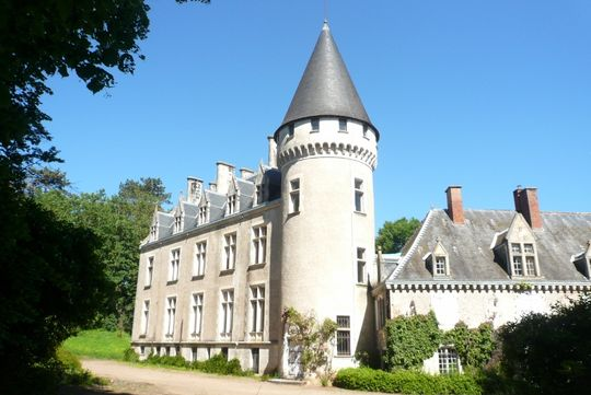 Un Magnifique Château au cœur de la Sologne par Patrick Kalita Chateaux Manoirs Belles Demeures de France