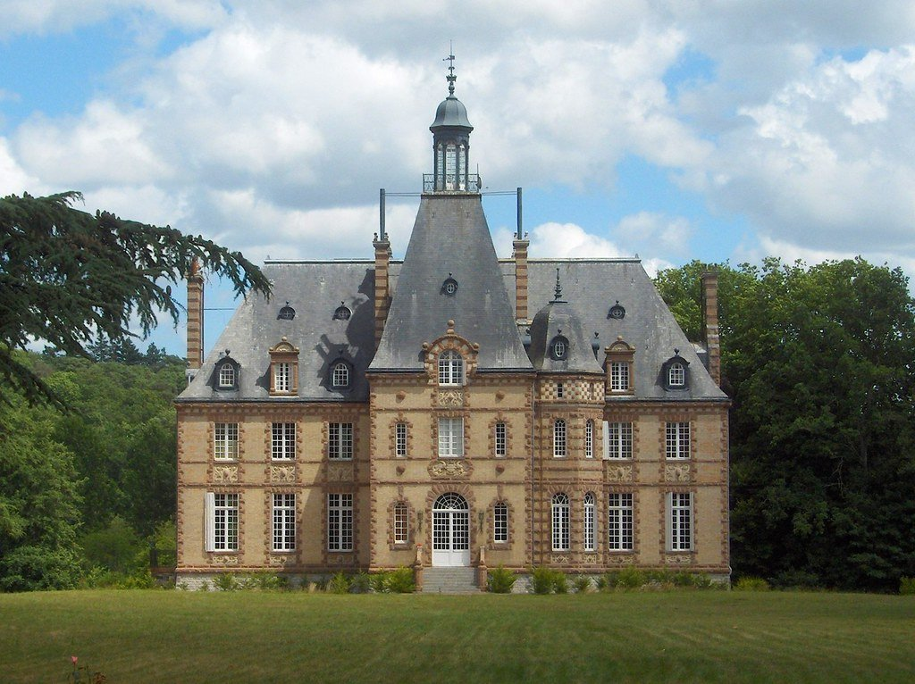 Patrick Kalita Châteaux Manoirs Belles demeures de France / Castles and Manors in France by patrickkalita