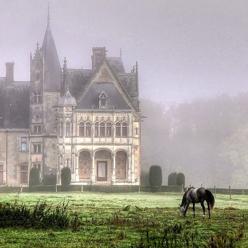 Castles and Manors in France by Patrick Kalita
