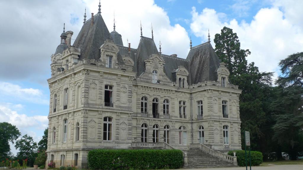 Un Magnifique Château en Anjou